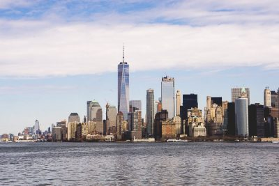 Free Stock Photos for Blogs - New York City Skyline 4