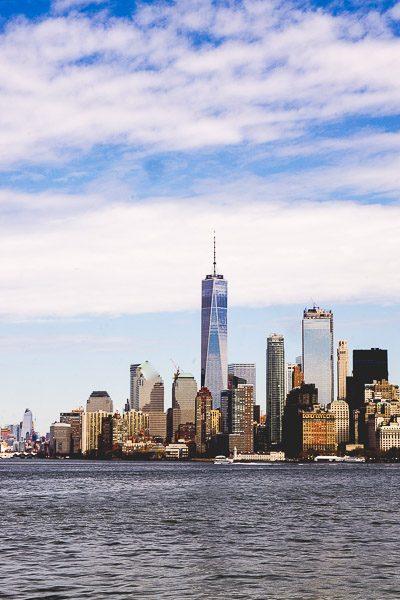 Free Stock Photos for Blogs - New York City Skyline 5