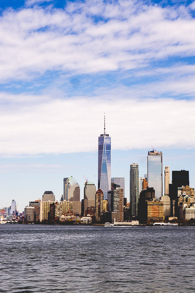 Free Stock Photos for Blogs - New York City Skyline 5