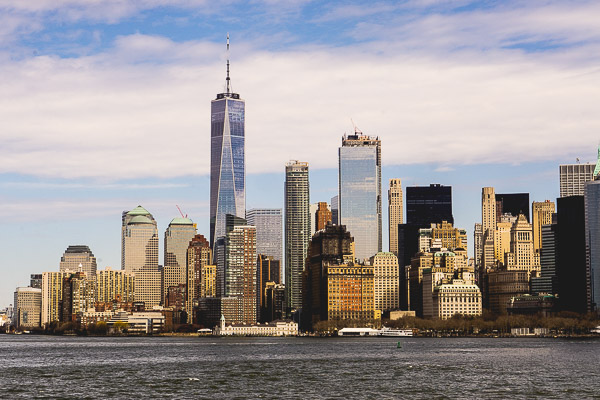 Free Stock Photos for Blogs - New York City Skyline 6
