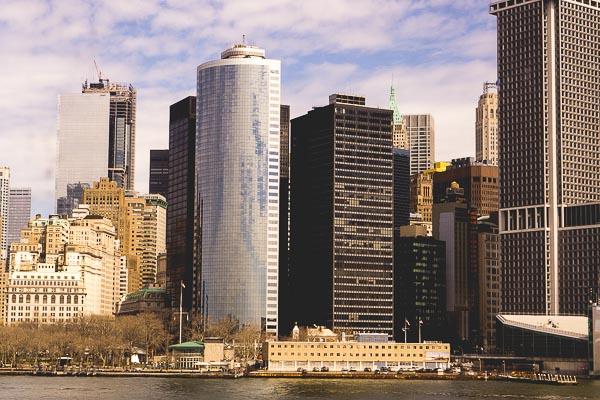 Free Stock Photos for Blogs - City Skyscraper Skyline 3