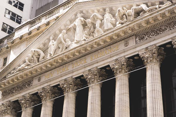 Free Stock Photos for Blogs - New York Stock Exchange 1