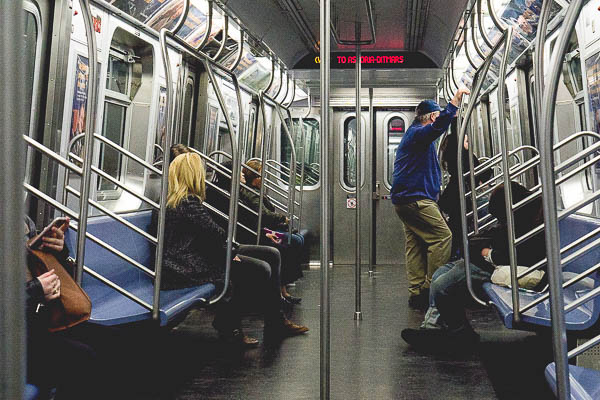 Free Stock Photos for Blogs - New York Subway 1
