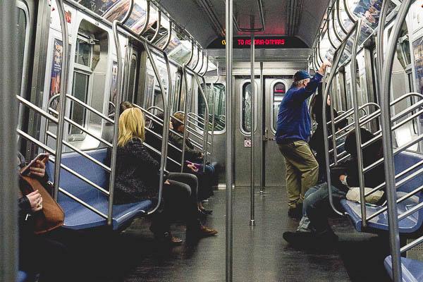 Free Stock Photos for Blogs - New York Subway 1