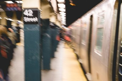 Free Stock Photos for Blogs - New York Subway 2