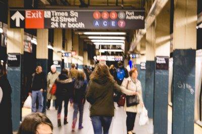 Free Stock Photos for Blogs - New York Subway 3