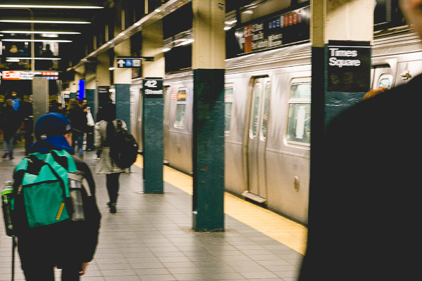 Free Stock Photos for Blogs - New York Subway 4