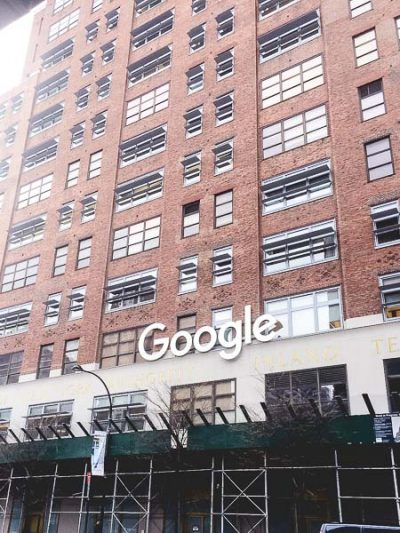 Free Stock Photos for Blogs - Google New York City 1