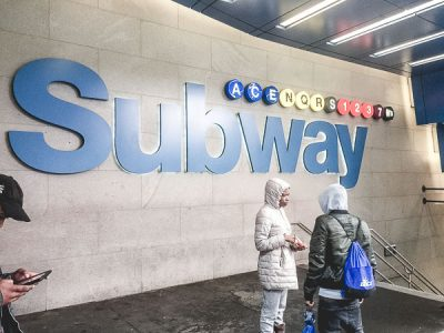 Free Stock Photos for Blogs - New York Subway 6