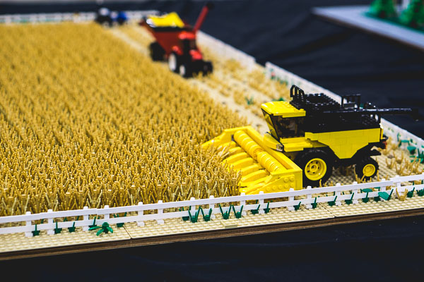 Free Stock Photos for Blogs - Lego Farm 1