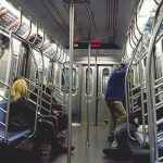 Free Stock Photos for Blogs - New York Subway 7