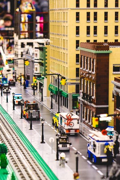 Free Stock Photos for Blogs - Lego City Street 1