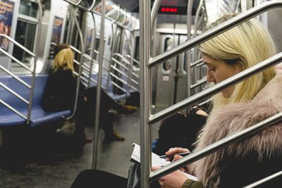 Free Stock Photos for Blogs - New York Subway 8