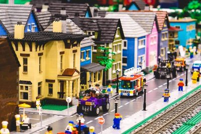 Free Stock Photos for Blogs - Lego City Street 2