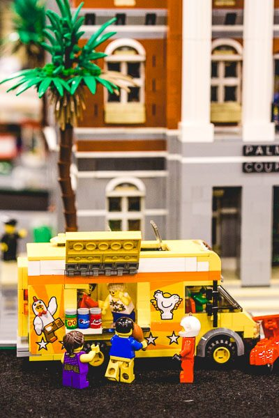 Free Stock Photos for Blogs - Lego Food Truck 1