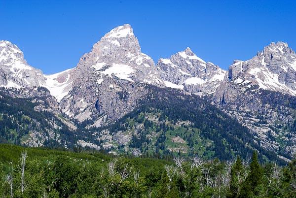 Free Stock Photos for Blogs - Teton Mountains 1