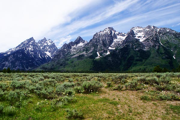 Free Stock Photos for Blogs - Teton Mountains 2
