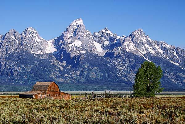 Free Stock Photos for Blogs - Teton Mountains 4