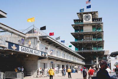 Free Stock Photos for Blogs - Indianapolis Motor Speedway Pagota 1
