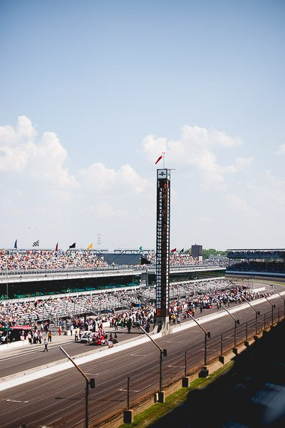 Free Stock Photos for Blogs - Indianapolis Motor Speedway Scoring Pylon 1