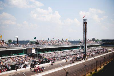 Free Stock Photos for Blogs - Indianapolis Motor Speedway Scoring Pylon 2