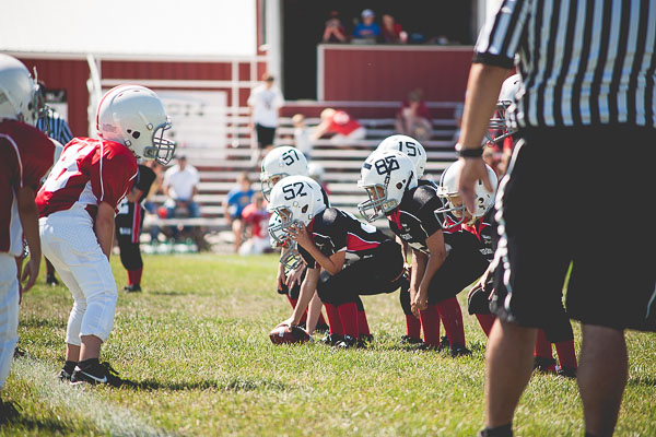 Free Stock Photos for Blogs - Youth Football League 1