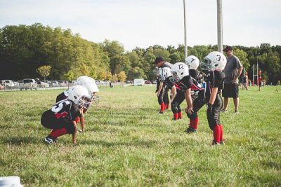 Free Stock Photos for Blogs - Youth Football League 2
