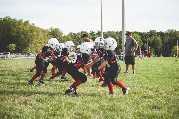 Free Stock Photos for Blogs - Youth Football League 3