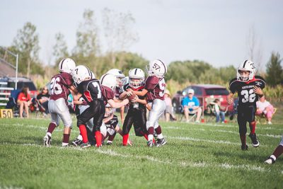 Free Stock Photos for Blogs - Youth Football League 9
