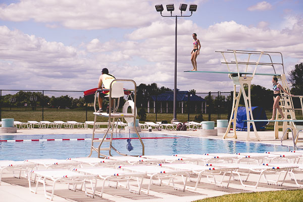 Free Stock Photos for Blogs - Swimming Pool 1