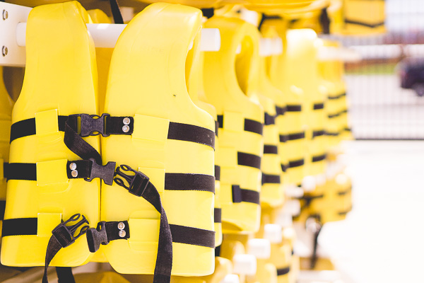 Free Stock Photos for Blogs - Lifejackets 1