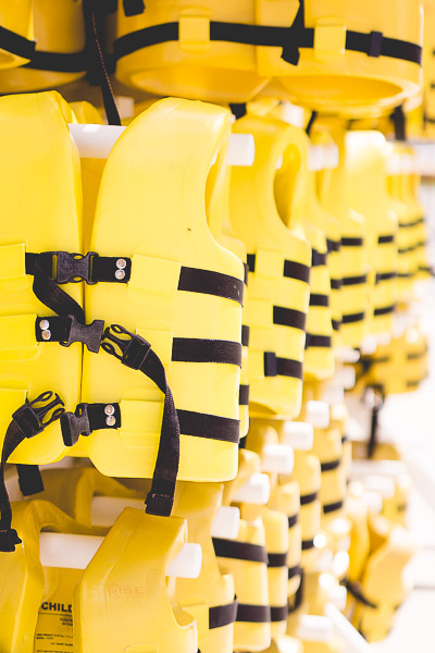 Free Stock Photos for Blogs - Life jackets 2