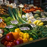 Free Stock Photos for Blogs - Farmer's Market Vegetables 1