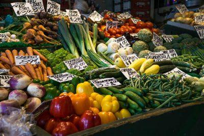Free Stock Photos for Blogs - Farmer's Market Vegetables 1