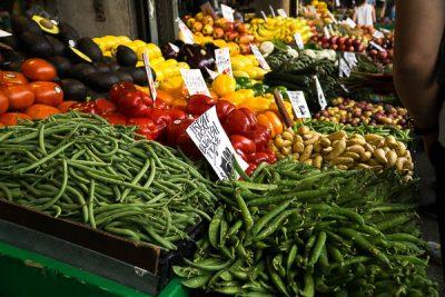 Free Stock Photos for Blogs - Farmer's Market Vegetables 3
