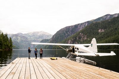 Free Stock Photos for Blogs - Seaplane in Alaska 1