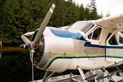 Free Stock Photos for Blogs - Seaplane in Alaska 2