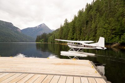 Free Stock Photos for Blogs - Seaplane in Alaska 3