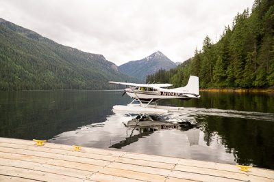 Free Stock Photos for Blogs - Seaplane in Alaska 4