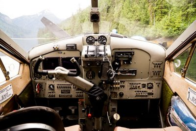 Free Stock Photos for Blogs - Airplane Instrument Panel
