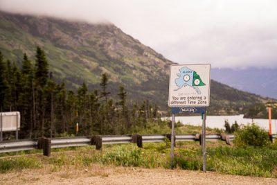 Free Stock Photos for Blogs - Alaska Canada Border